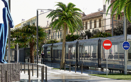 Real estate tramway competition (06) – Nice Côte d'Azur