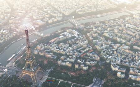 (75) – Champs-de-Mars