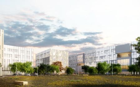 Real estate competition IMGP – Génopole (91) – Évry