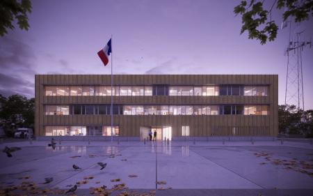 Real estate competition CRS office (44) – Saint-Jacques-de-la-Lande
