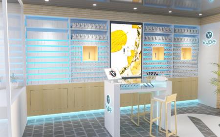 Shop concept – Shelves