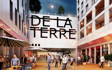 Real estate Street Art (92) – La Défense